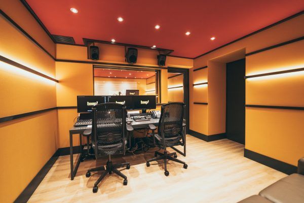 Beep Sound studio